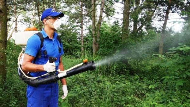 Stropiri contra dăunătorilor vegetali