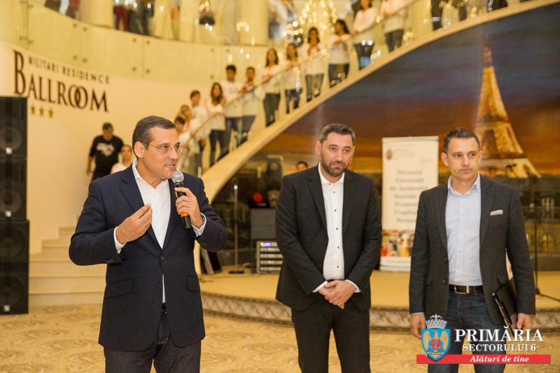Sectorul 6 a dat startul evenimentelor prilejuite de Ziua Internaţională a Persoanelor Vârstnice