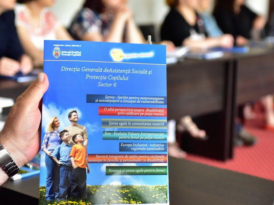 Grup de consultare publică privind oportunităţile de angajare pentru persoanele defavorizate din Sectorul 6