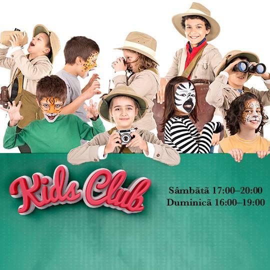 """""""Kids Club"""" înseamnă încă un weekend plin de distracţie la Plaza România – Rotondă"""
