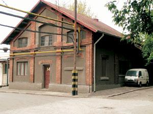 """Incintele Fabricii de pâine, înfiinţate în anul 1877, la iniţiativa armatei, sub numele de """"manutanţă"""", care se afla lângă fosta cazarmă Sf. Gheorghe, de pe Calea Plevnei"""