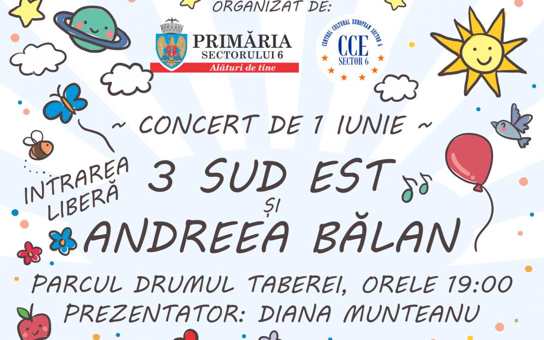 Concert de 1 Iunie în Parcul Drumul Taberei