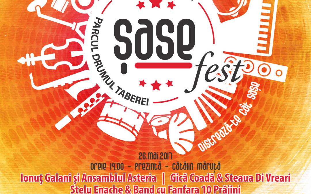 """""""Şase Fest – Distrează-te cât şase!"""""""