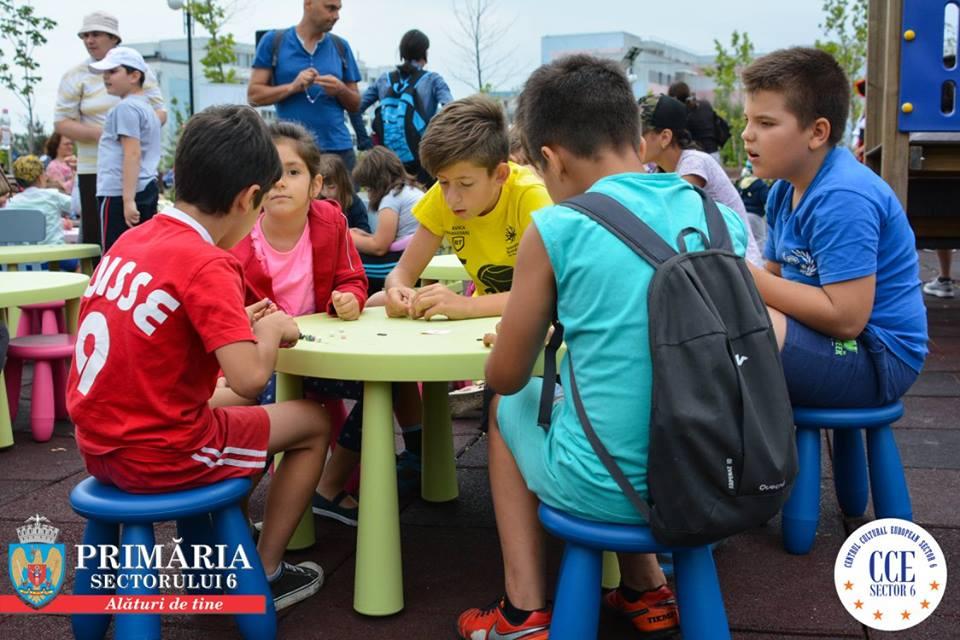 Încă un weekend plin de distracţie pentru copii, în Parcurile Crângaşi şi ANL Brâncuşi