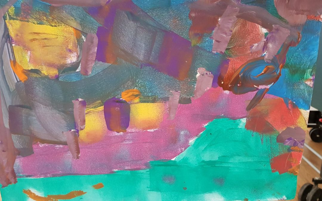 Art terapia, o intervenție eficientă în îmbunătățirea vieților copiilor defavorizați