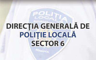 Sancțiuni de peste 300.000 lei aplicate celor care nu au respectat ordinea şi curăţenia în Sectorul 6