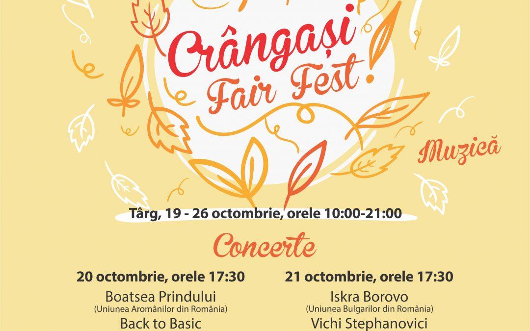 Crângași Fair Fest, târg etnic și tradițional românesc în Sectorul 6