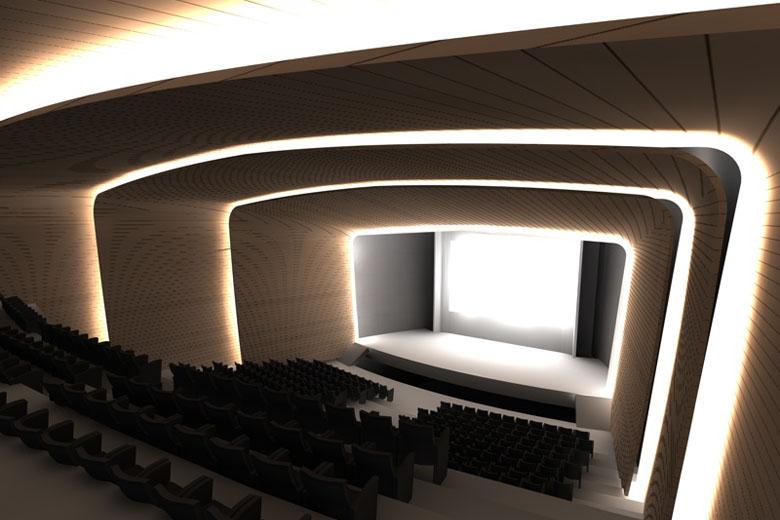 Un pas important în modernizarea Cinematografului Favorit din Sectorul 6