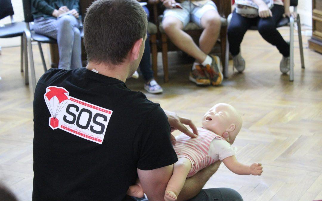 Angajații DGASPC Sector 6, instruiți în măsurile de prim ajutor