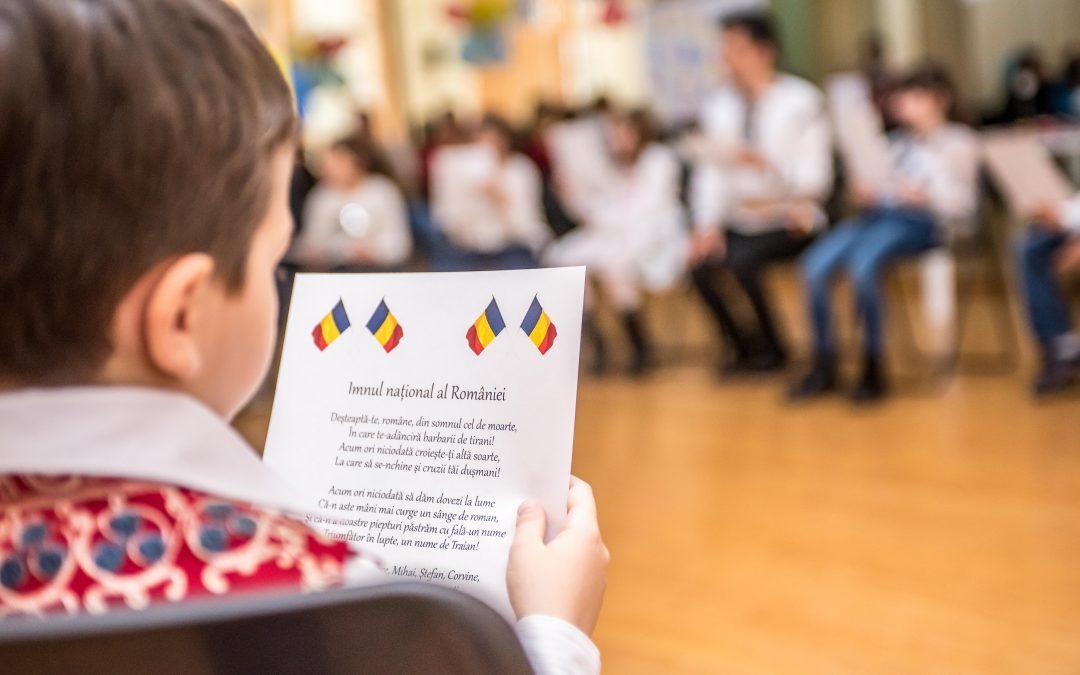 În Sectorul 6, cei mici se distrează și învață istoria României