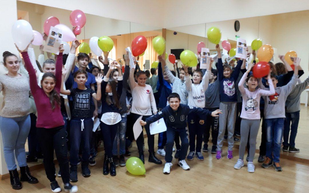 Ziua Internațională a Drepturilor Copiilor a fost sărbătorită în Sectorul 6