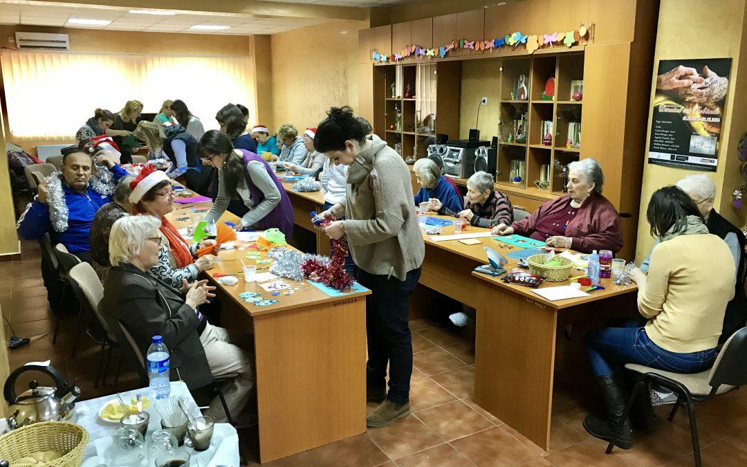 Voluntarii, un dar pentru comunitatea din Sectorul 6
