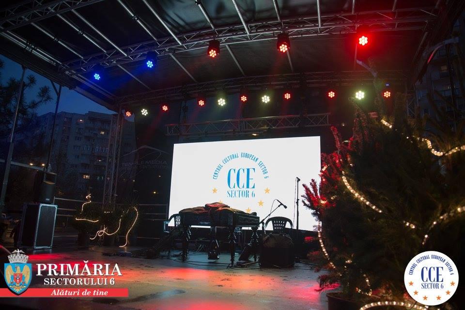 Atmosferă de sărbătoare la Târgurile de Crăciun din Sectorul 6