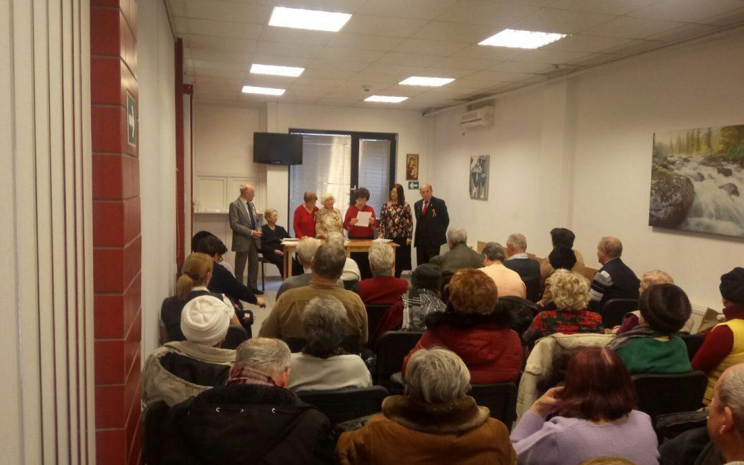 Eminescu, omagiat în Sectorul 6
