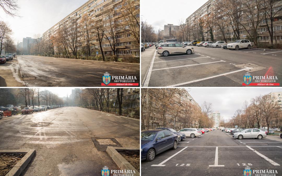 Prima inventariere, din ultimii ani, a locurilor de parcare de reședință din Sectorul 6