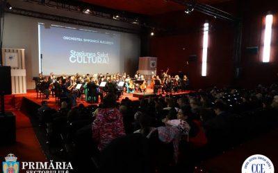 """Orchestra Simfonică București continuă stagiunea SalutCULTURA!  prin concertele classics crossover -""""QUEENClassics by Vlad Maistorovici"""""""