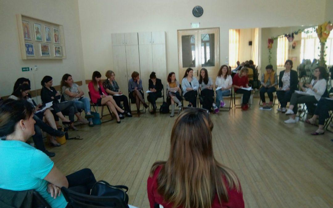 Masă rotundă – Voluntariatul în slujba comunităţii Sectorului 6