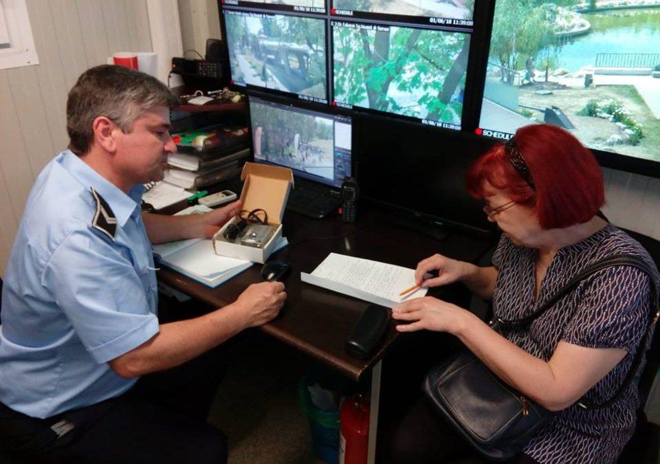 Faptele bune ale polițiștilor locali și monitorizarea continuă în Sectorul 6