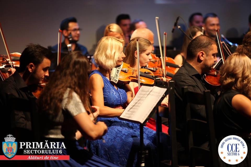 """Orchestra Simfonică București continuă stagiunea SalutCULTURA! cu  """"Sympho POPS"""" – o seară de muzică românească"""