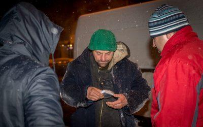 26 de persoane fără adăpost cazate în adăposturile de noapte de pe raza Sectorului 6