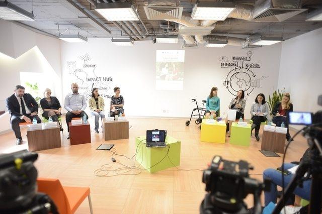 """Proiectul """"Servicii integrate de sprijin pentru victimele violenţei în familie  şi pentru persoanele cu dizabilităţi"""" continuă în Sectorul 6"""