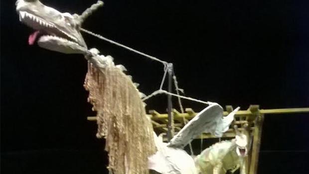 """""""Vremea trecută a dragonilor"""", o altă premieră în Parcul Crângaşi"""