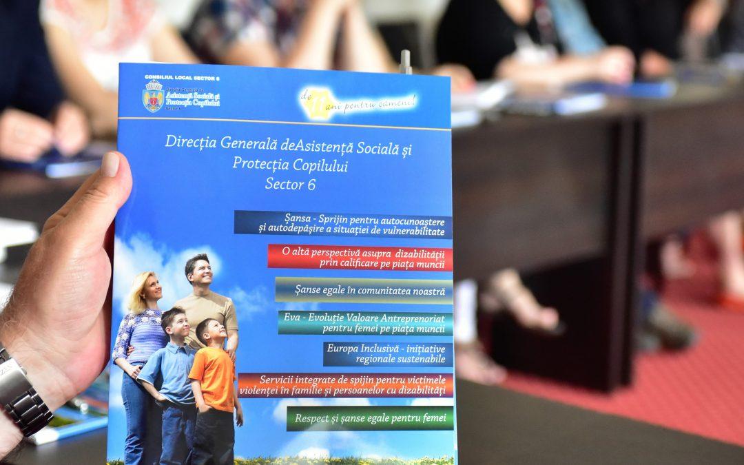 Peste 500 de persoane aparţinând grupurilor vulnerabile pot beneficia anual de cursuri de calificare gratuite în vederea integrării pe piaţa muncii