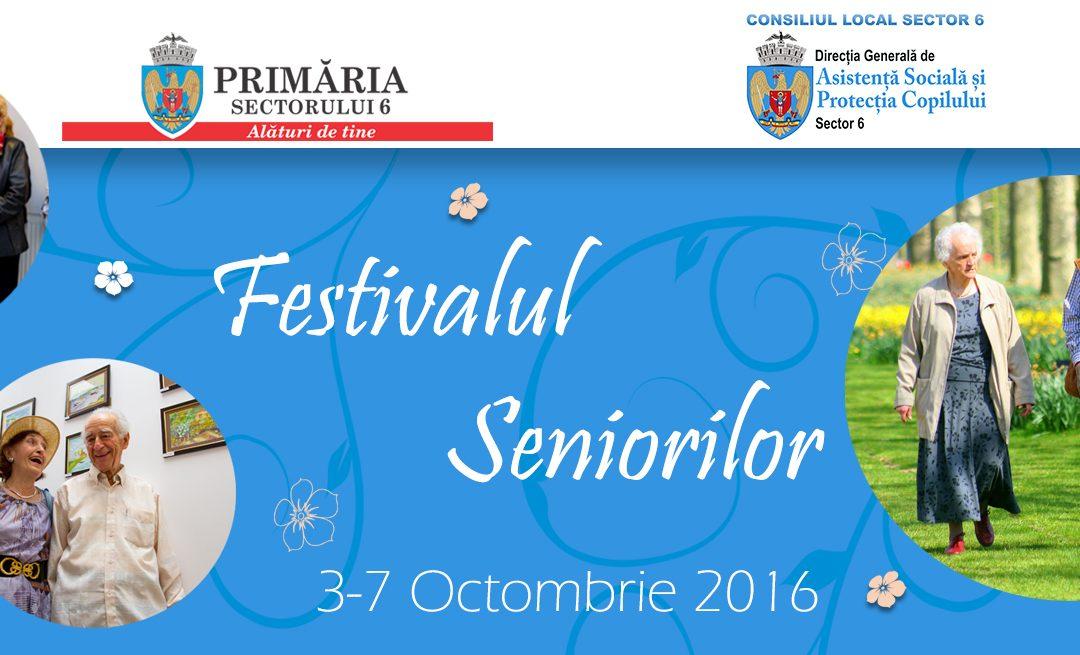 """""""Festivalul Seniorilor"""" din Sectorul 6 continuă cu un picnic, jocuri şi divertisment"""