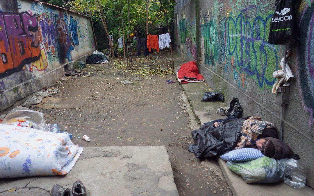 Adăposturile improvizate în Cartierul Drumul Taberei  au fost dezafectate de către autoritatea locală