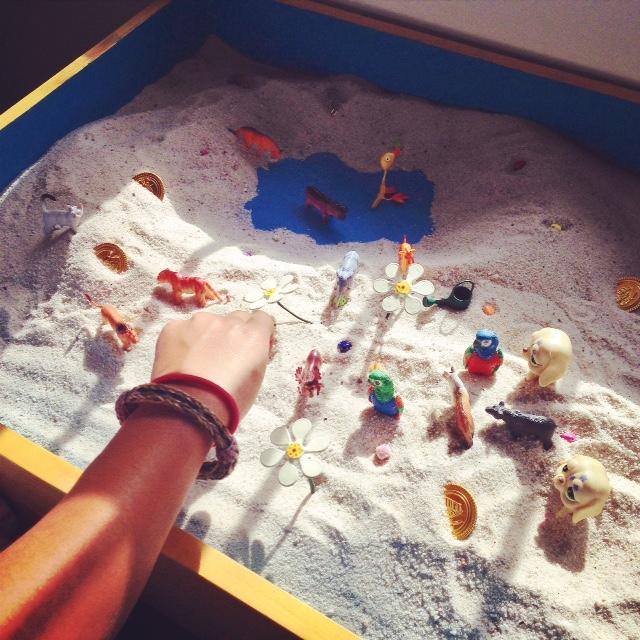 SandWork Expresiv – un beneficiu pentru dezvotarea copiilor din Sectorul 6