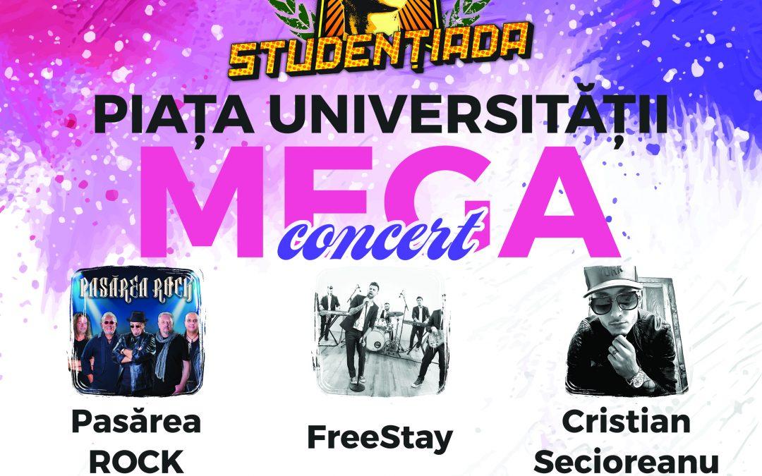 Începe Studenţiada! Primăria Sectorului 6 sprijină desfăşurarea celui mai mare festival studenţesc