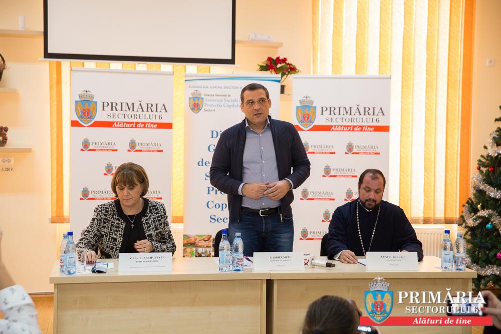 Proiectul Banca Locală de Alimente Sector 6 a fost lansat