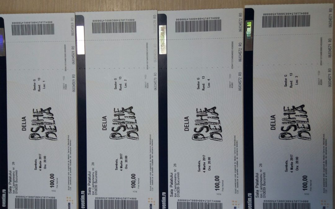 """La SocialXChange se găsesc bilete pentru concertul """"Psihedelia"""""""