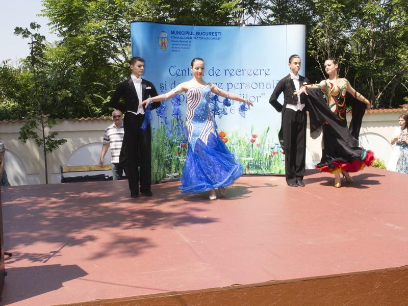 Ziua Internaţională a Dansului e celebrată în Sectorul 6