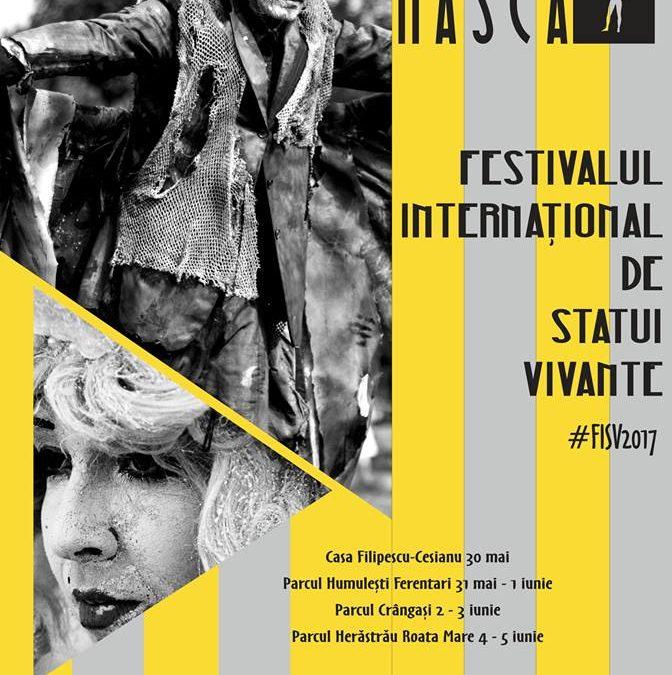 """Începe cea de-a VII-a ediţie a """"Festivalului Internaţional de Statui Vivante 2017"""""""
