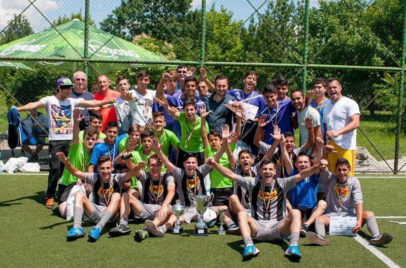 Fotbal şi vacanţă în Sectorul 6!