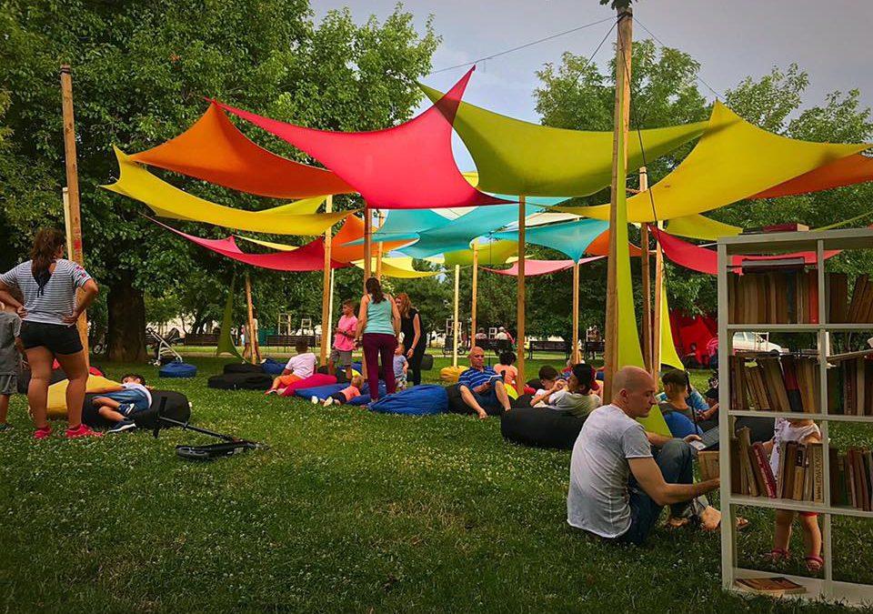 """E """"Vară Culturală"""" în Parcul Drumul Taberei și Parcul Crângaşi"""