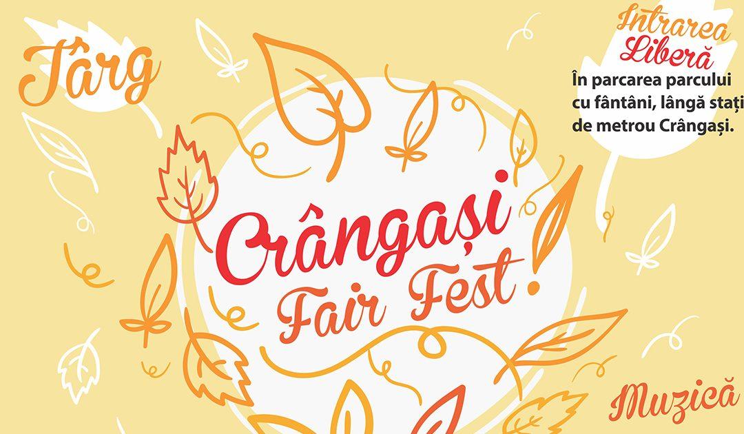 A început Crângași Fair Fest, târg etnic și tradițional românesc în Sectorul 6
