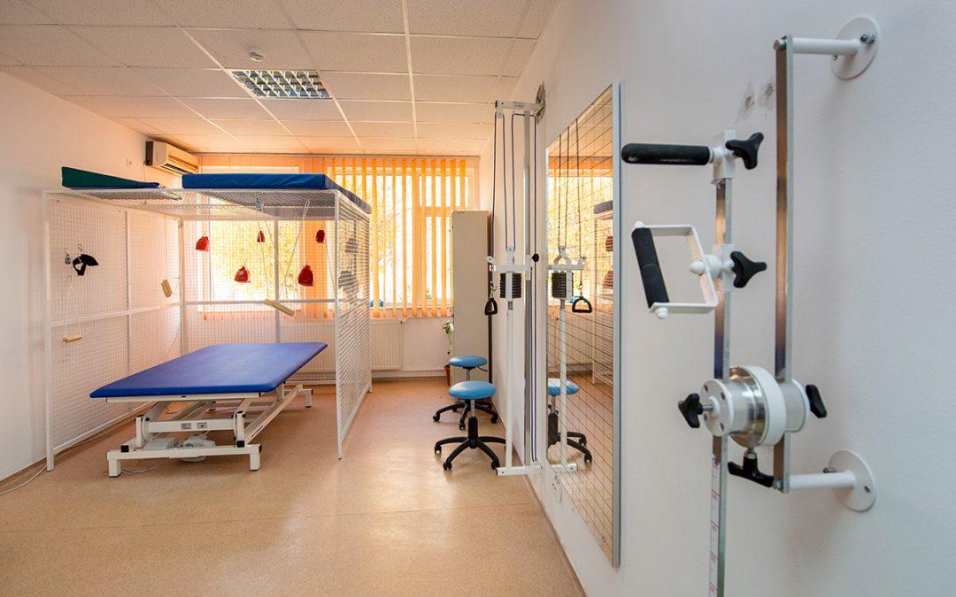 Kinetoterapia o alternativă la analgezice sau chiar la bisturiu