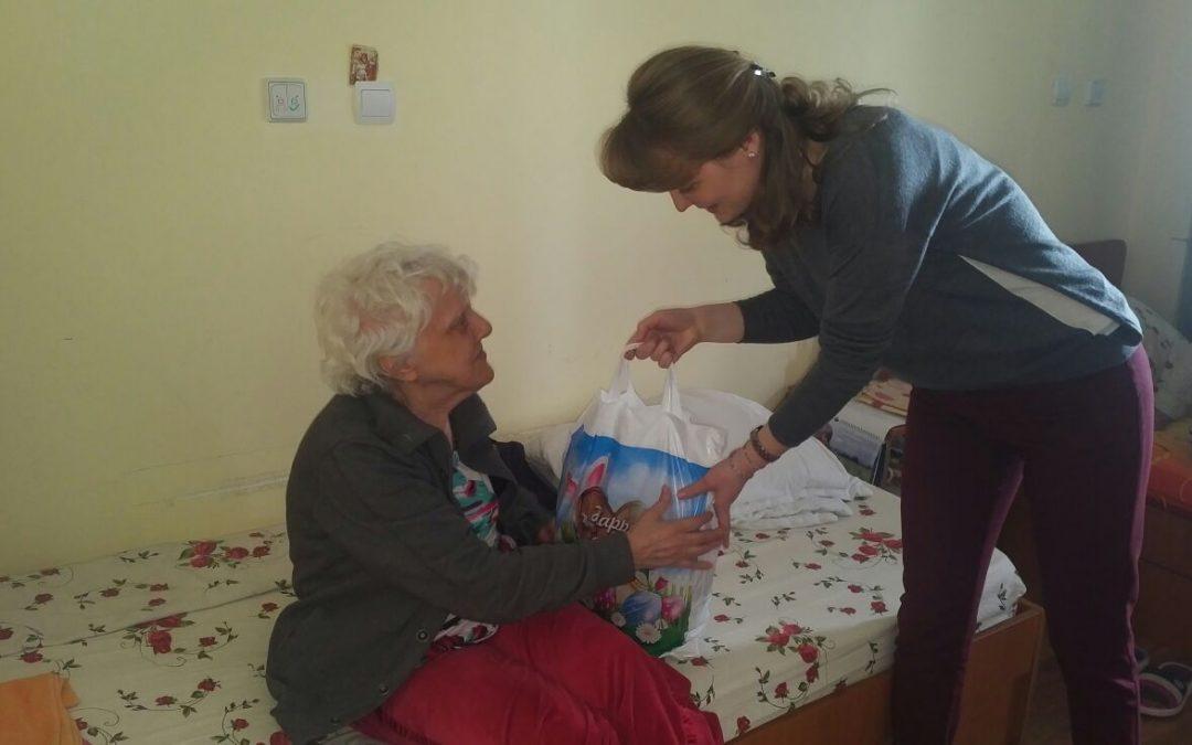 Protoieria Sectorului 6 sprijină persoanele defavorizate din comunitate