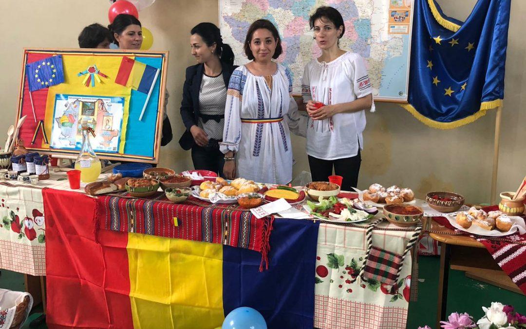 1.100 de școlari au pus bazele unității în diversitate în Sectorul 6