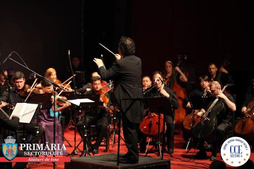 """Orchestra Simfonică București continuă stagiunea SalutCULTURA! cu """"Seara italiană"""""""