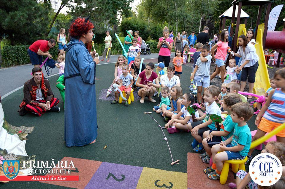 """""""Jocurile Vacanței"""" – Copiii sunt din nou invitați la distracție în Sectorul 6"""