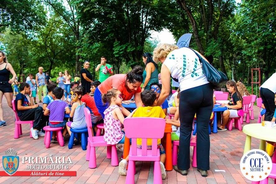 """""""Jocurile Vacanței"""" – Un nou weekend cu muzică, ateliere, teatru de păpuși și veselie, în parcurile Sectorului 6"""