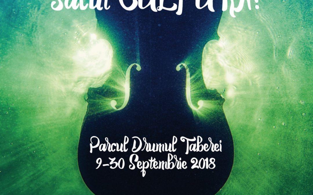 """""""Festivalul Salut CULTURA!"""" continuă în Parcul Drumul Taberei cu două recitaluri – Solartis Quartet și Imago Mundi"""