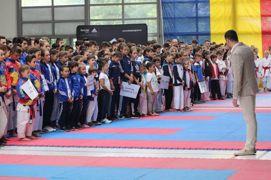 """Cupa """"Echipa Campionilor"""" la Karate, ediția 2018, are loc mâine în Sectorul 6"""