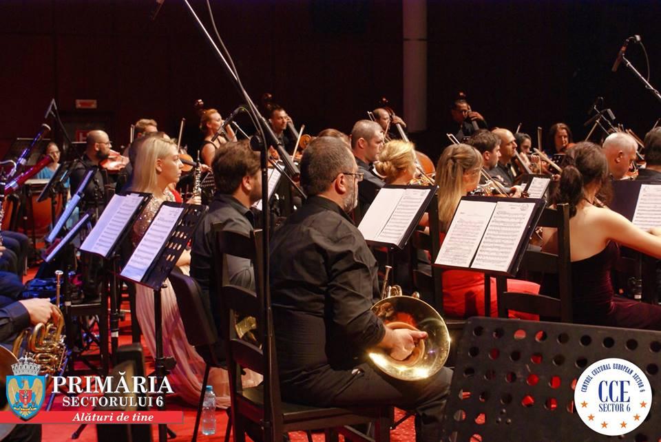 Orchestra Simfonică București continuă stagiunea SalutCULTURA!