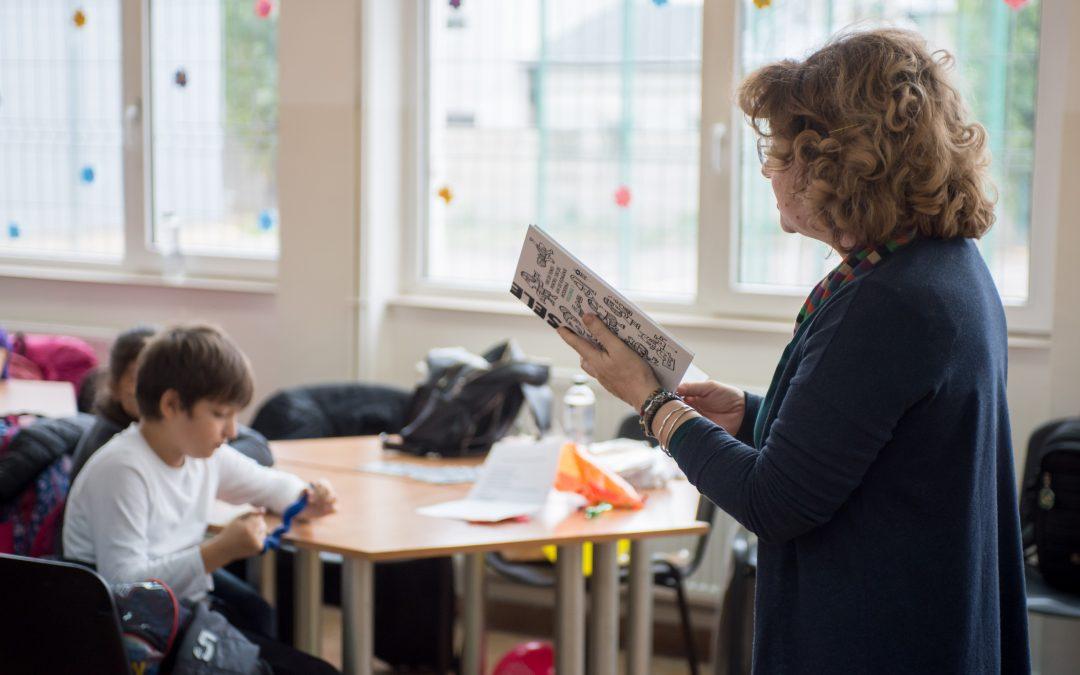 Povești de viață de succes, pentru copiii din Giulești