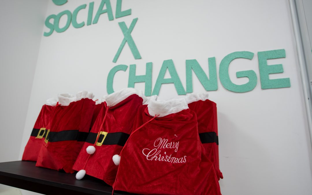 Atelierul de dicție al lui Moș Crăciun este în Sectorul 6