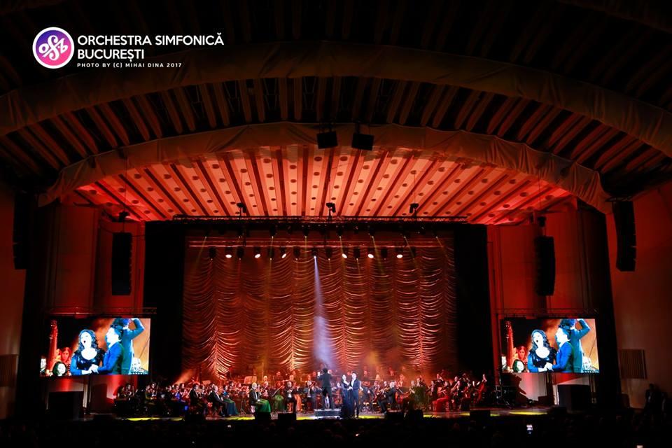"""Concertul Tradițional de Anul Nou – """"Electronic Symphony"""""""